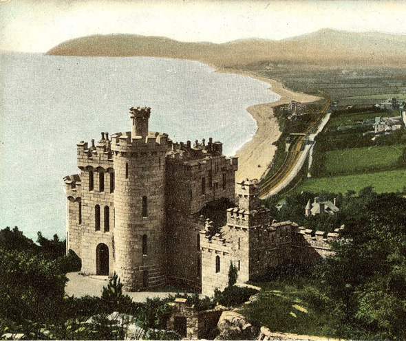 1841 – Manderley Castle, Killiney, Co. Dublin