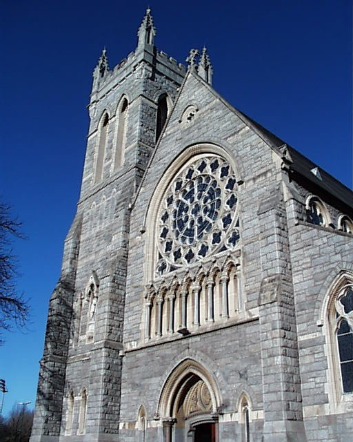 1863 – Church of the Sacred Heart, Donnybrook, Dublin