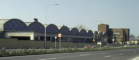 1953 &#8211; Donnybrook Bus Garage, Donnybrook, Dublin