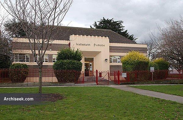 1937 – Library, Drumcondra, Dublin
