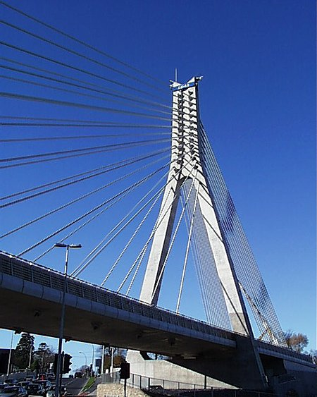 2002 &#8211; William Dargan Bridge, Dundrum, Co. Dublin