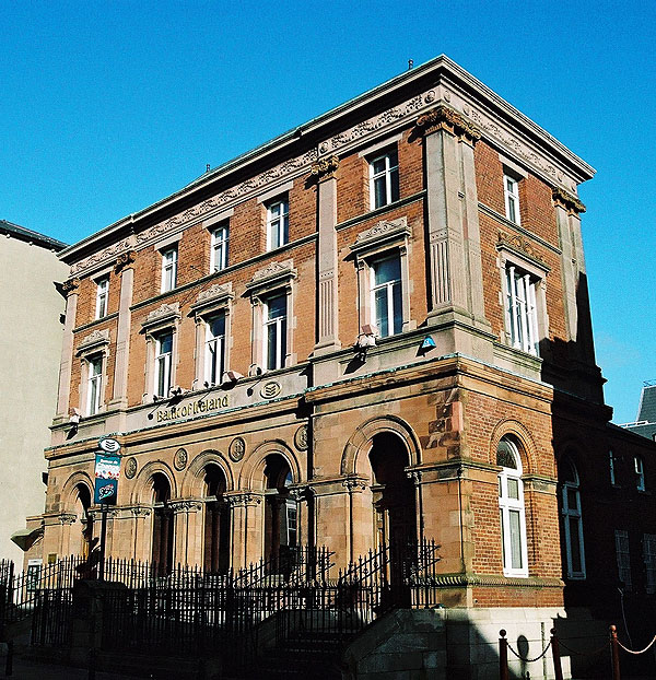 1890 – Bank of Ireland, Dun Laoghaire, Co. Dublin