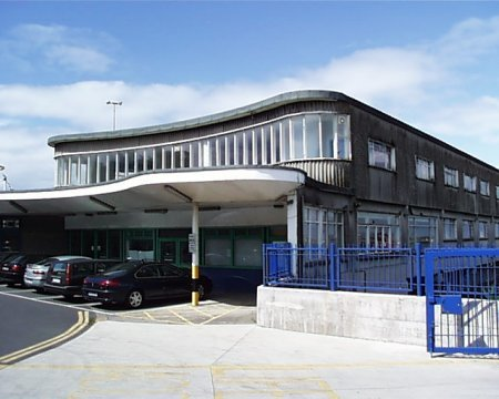 1953 &#8211; Passenger Terminal, Carlisle Pier, Dun Laoghaire, Co. Dublin