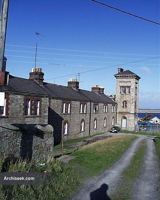 1859 – Coastguard Station, Dun Laoghaire, Co. Dublin