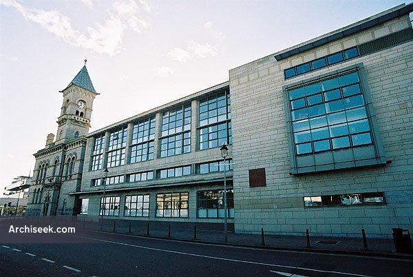 1999 – Dún Laoghaire-Rathdown County Offices, Dun Laoghaire, Co. Dublin