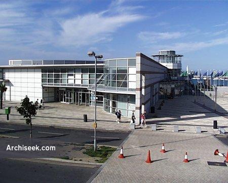 1996 – Ferry Terminal, Dun Laoghaire, Co. Dublin