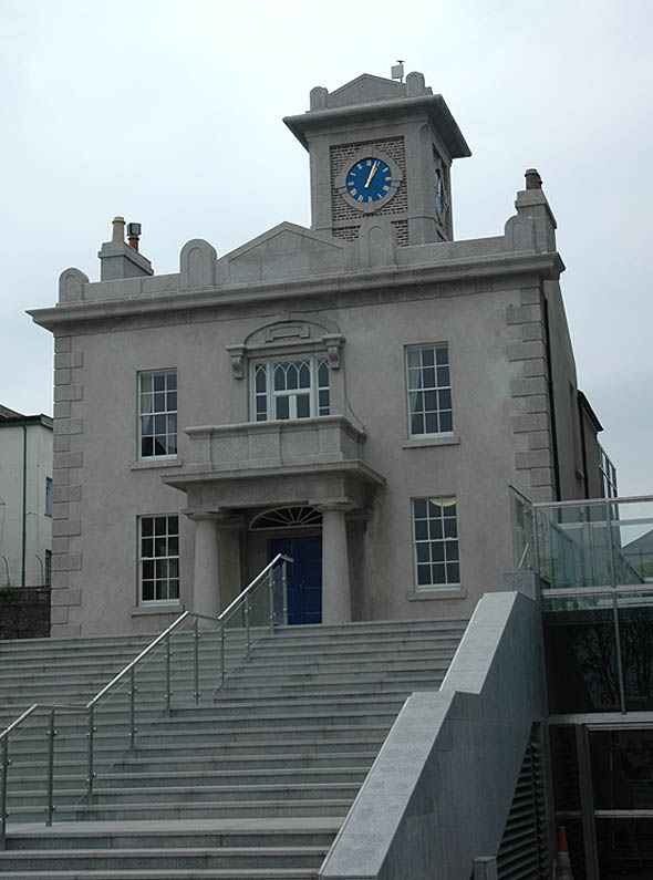 1820 &#8211; Harbour Commissioner&#8217;s House, Dun Laoghaire, Co. Dublin