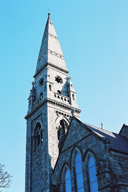 1865 – Mariners Church, Dun Laoghaire, Co. Dublin