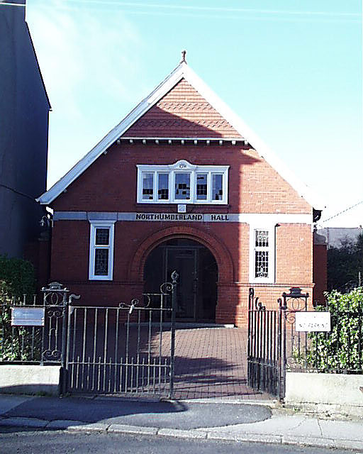 1911 – Northumberland Hall, Dun Laoghaire, Co. Dublin