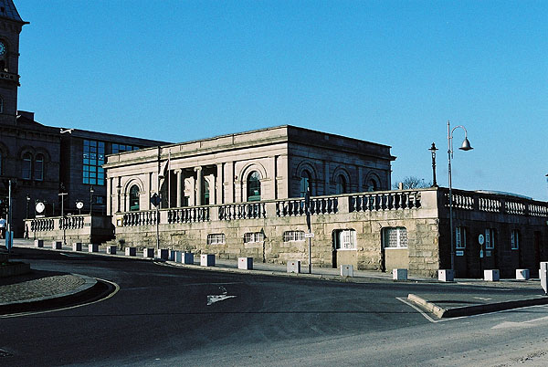 1854 &#8211; Former Railway Station, Dun Laoghaire, Co. Dublin