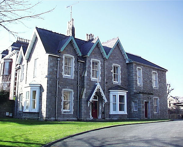 1865 &#8211; Presbyterian Manse, Dun Laoghaire, Co. Dublin