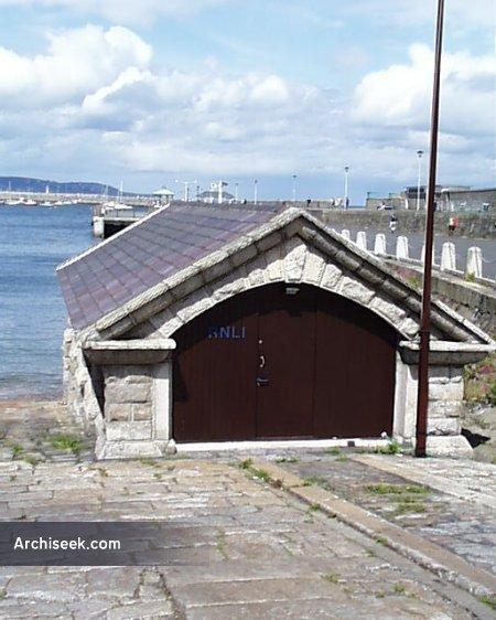 1861 – RNLI Boathouse, Dun Laoghaire, Co. Dublin