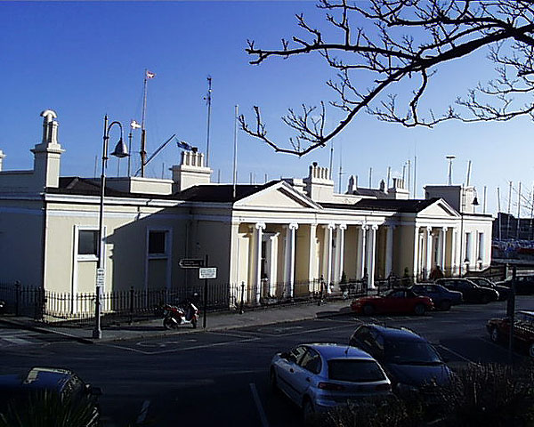 1842 – Royal St. George Yacht Club, Dun Laoghaire, Co. Dublin