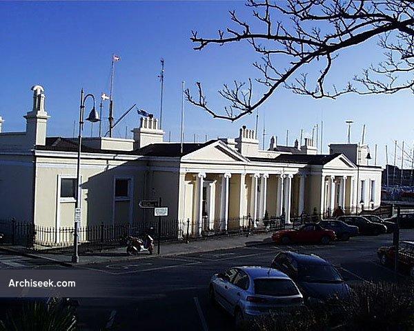 1842 – Royal St. George Yacht Club, Dun Laoghaire, Co. Dublin