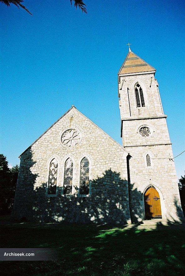 1860 – St. John the Evangelist, Mounttown, Dun Laoghaire, Co. Dublin