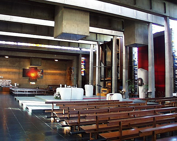 Modern Irish Churches – your response needed for study