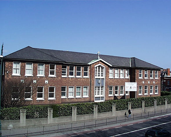 1957 – Christian Brothers School, Fairview, Dublin