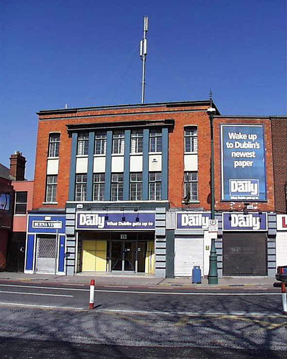 1929 – Former Grand Cinema, Fairview, Dublin