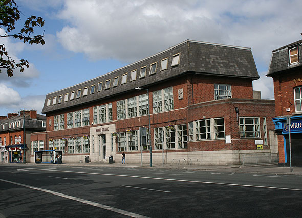 1936 &#8211; Technical School, Fairview, Dublin