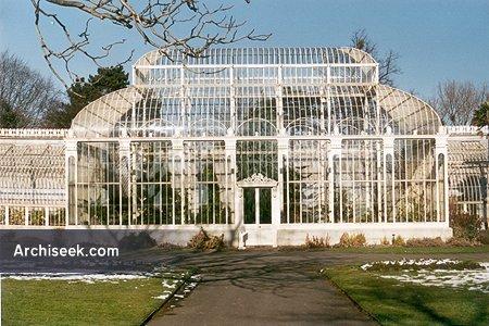 1869 – Curvilinear Range, Botanic Gardens, Glasnevin, Co. Dublin