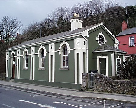 1845 – Old Courthouse, Howth, Co. Dublin