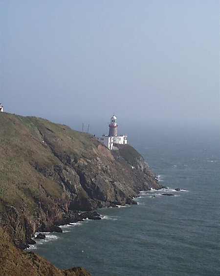 1814 – Bailey Lighthouse, Howth, Co. Dublin