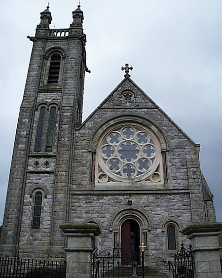 1899 &#8211; Church of The Assumption, Howth, Co. Dublin