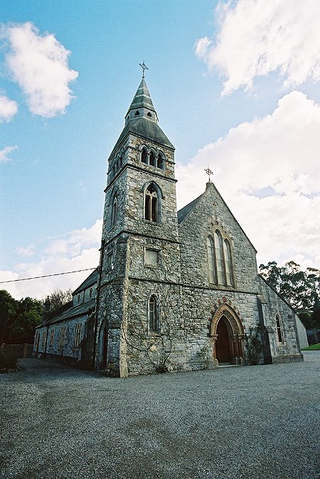 1866 &#8211; St Mary&#8217;s Church of Ireland, Howth, Co. Dublin