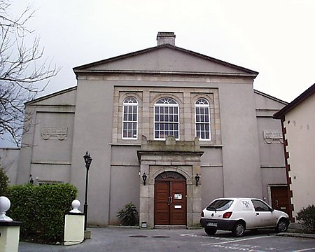 1820 – Former Church, Howth, Co. Dublin