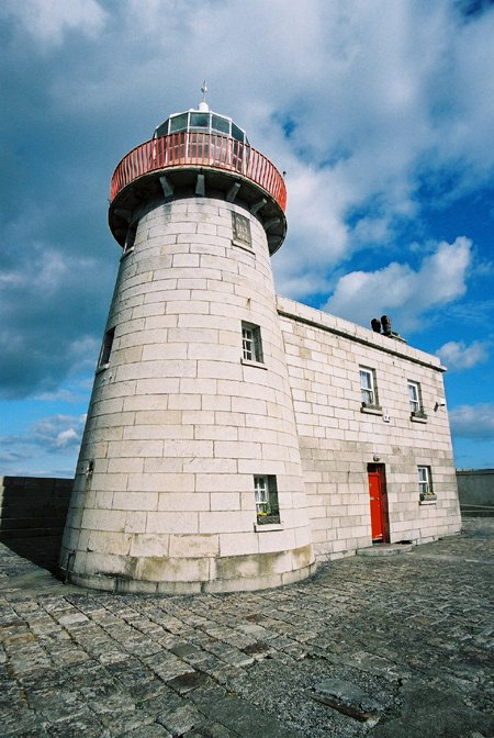 1817 &#8211; Harbour Lighthouse, Howth, Co. Dublin