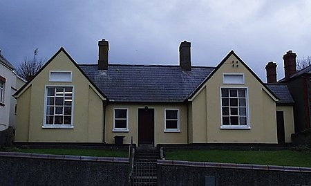1915 – Former Schoolhouse, Howth, Co. Dublin