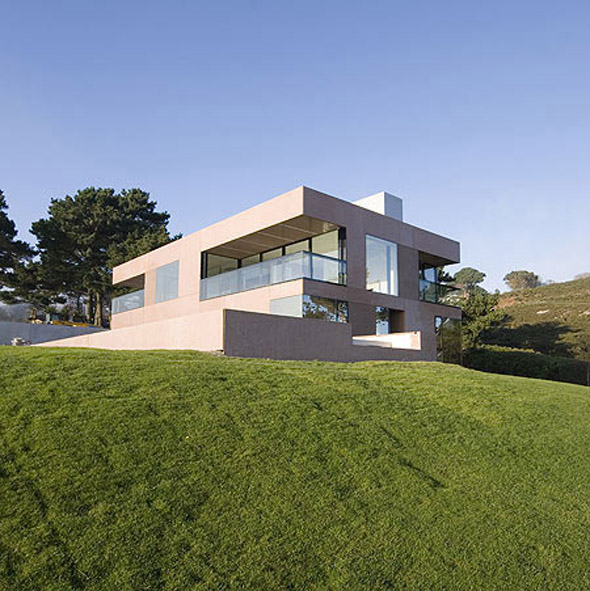 2009 precast house howth co dublin architecture of fingal archiseek irish architecture - Precast concrete houses ...