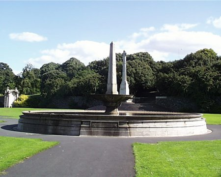 1930 &#8211; Islandbridge War Memorial, Dublin