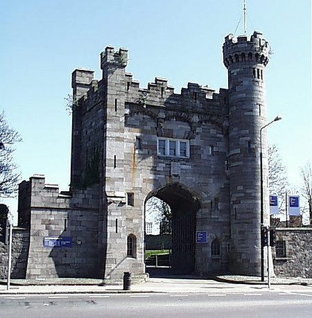 1812 – Richmond Tower, Kilmainham, Dublin