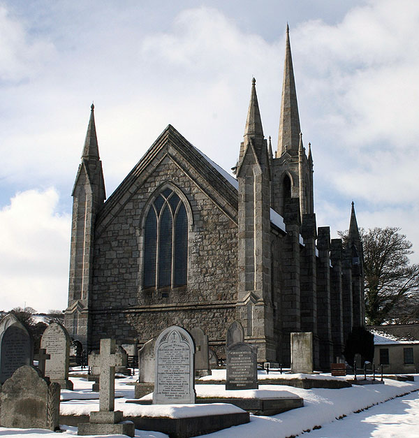 1826 &#8211; Church of Ireland, Kilternan, Co. Dublin