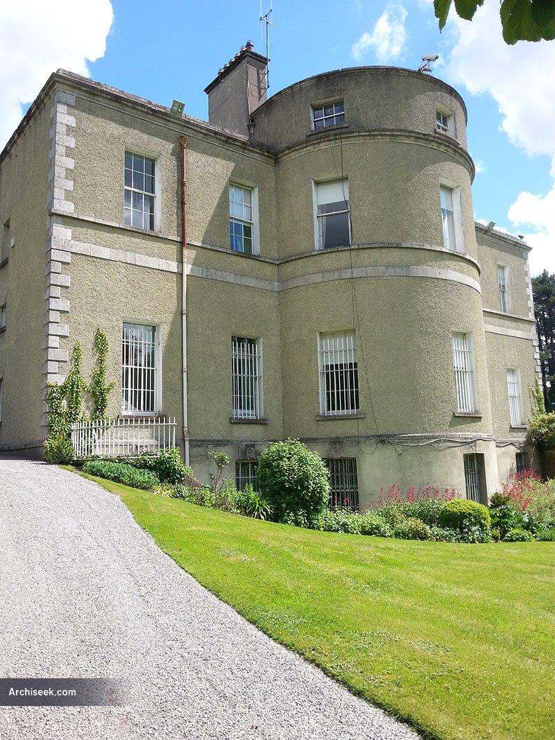 1772 lucan house lucan co dublin archiseek irish architecture