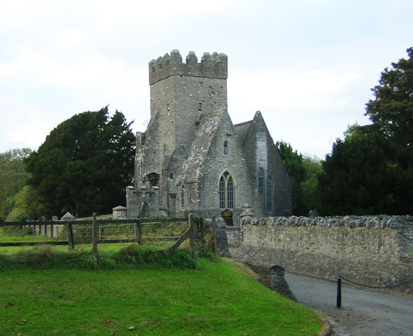 1200 – St. Doulagh's Church, Balgriffin, Co. Dublin