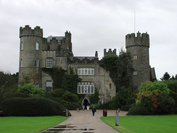 1765 – Malahide Castle, Co. Dublin