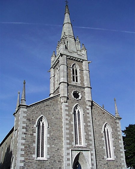 1850 – St Sylvester's Church, Malahide, Co. Dublin