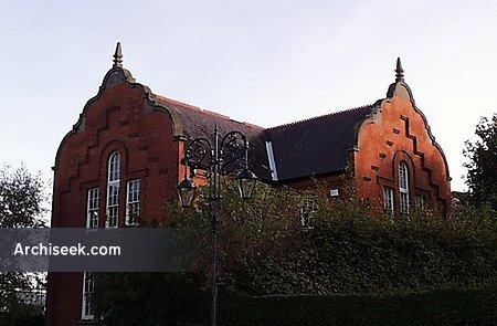 1909 – Carnegie Library, Malahide, Co. Dublin
