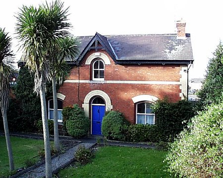 1851 – Station Master House, Malahide, Co. Dublin