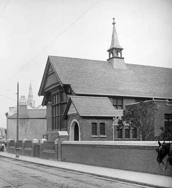 1904 – Knox Memorial Hall, Monkstown, Co. Dublin