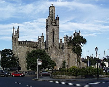 1830 – Monkstown Church of Ireland, Co. Dublin