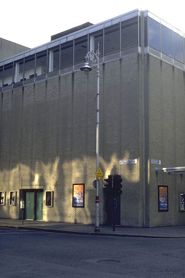 1966 – Abbey Theatre, Abbey Street, Dublin