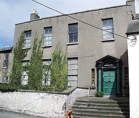 1780s &#8211; Cambridge House, Arbour Hill, Dublin