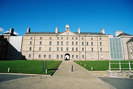 1701 – Collins Barracks, Arbour Hill, Dublin