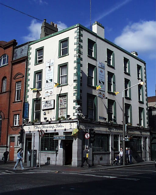 1824 – The Flowing Tide, Abbey Street, Dublin
