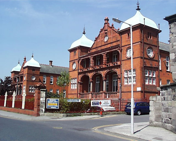 1895 – Former Hospital, North Brunswick Street, Dublin
