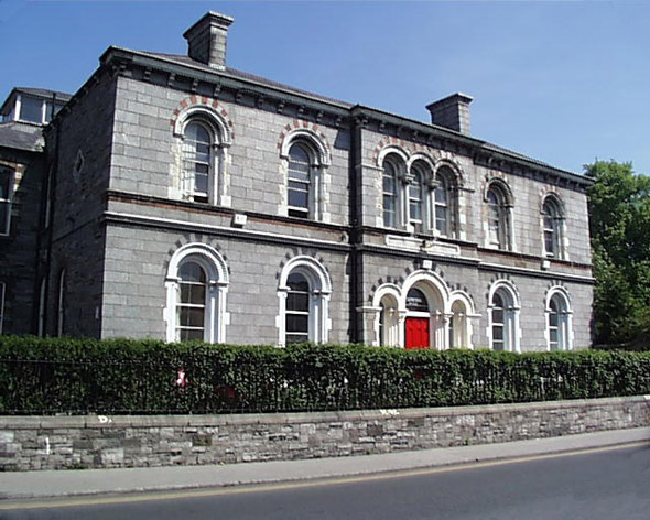 1864 – Carmichael School of Medicine, North Brunswick Street, Dublin
