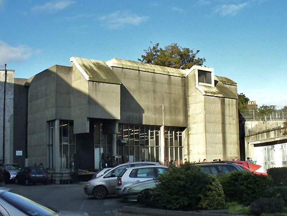 DIT Engineering Workshops, Linen Hall, Dublin